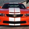 Chevrolet camaro carshow indianapolis 2010 pace car HD wallpaper