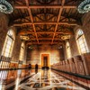 Lovely hall in union station HD wallpaper