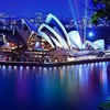 Landscapes sydney opera house HD wallpaper