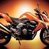 Kawasaki z1000 motorbikes studio superbike HD wallpaper