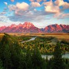 Wyoming national park HD wallpaper