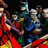Cartoons batman DC Comics Superman  HD wallpaper