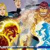 Fantastic four marvel comics iceman HD wallpaper