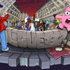France pigs caricature french wars street ligue HD wallpaper