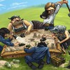 Tanks fantasy art world of sandbox HD wallpaper