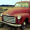 Old cars country gmc classic HD wallpaper