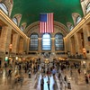 Station New York City traukinių stotyse Grand Central  HD wallpaper