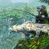 World of warcraft hunter fantasy art HD wallpaper
