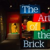 Legos artwork bricks nathan sawaya sculptures HD wallpaper