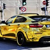 Bmw x6 m HAMANN aukso  HD wallpaper