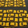 City taxi hurricane yellow cars cab sandy HD wallpaper