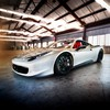 Ferrari italian sunlight supercars 458 italia hangar HD wallpaper