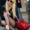 Taylor momsen actress blondes celebrity fishnet stockings HD wallpaper