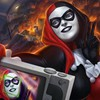 Batman dc comics harley quinn cameras HD wallpaper