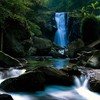 Beautiful waterfall pictures HD wallpaper