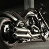 Cars harley-davidson v-rod auto HD wallpaper
