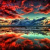 Nature soleil Fantasy Art photographie HDR Skyscapes  HD wallpaper