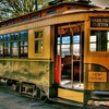 Old tramway hdr HD wallpaper