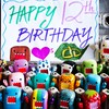 Toys (children) objects happy birthday still life HD wallpaper