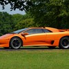 Lamborghini diablo sv cars HD wallpaper