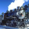 Engines trains grand canyon locomotives widescreen HD wallpaper