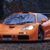 Cars mclaren f1 HD wallpaper