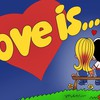 Cartoons love HD wallpaper