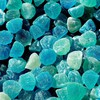Blue jelly candy HD wallpaper
