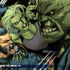 Hulk (Comicfigur) Comics Fraß sie Marvel  HD wallpaper