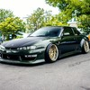 Japanese cars jdm silvia tuned car HD wallpaper