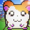 Minecraft nyan cat artwork hamtaro pixel art HD wallpaper