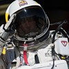 Bull Basis springen Sprung Felix Baumgartner stratos  HD wallpaper