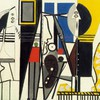Abstrakte Studio spanisch Kunstwerk Pablo Picasso traditionelle Kunst  HD wallpaper