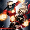 Captain marvel comics ms. HD wallpaper