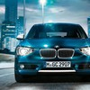 Bmw 1 series blue cars hatchback HD wallpaper