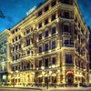 Corner hotel in helsinki finland hdr HD wallpaper