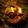 Digital art artwork 3d fan mako pokeball HD wallpaper