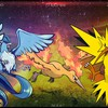 Zapdos Pokemon Artikodin Sulfura  HD wallpaper