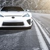 Cars lexus vehicles lfa front view HD wallpaper