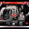Classic ford shelby v8 engine engines muscle cars HD wallpaper