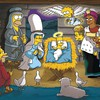 Professor frink nativity tv series seymour skinner HD wallpaper