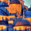 Istanbul mosque HD wallpaper