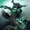 Video games dota 2 outworld devourer HD wallpaper