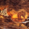 Luis royo prophecy fantasy art HD wallpaper