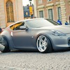 Cars nissan 370z HD wallpaper
