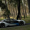 Bmw vision concept car HD wallpaper