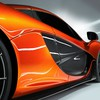 Tuning rims orange cars side mclaren p1 HD wallpaper