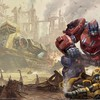 Optimus prime transformers bumblebee fall of cybertron HD wallpaper