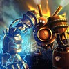 Steampunk league of legends golem blitzcrank steampowered HD wallpaper