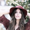 Brunettes women outdoors clara alonso hats HD wallpaper